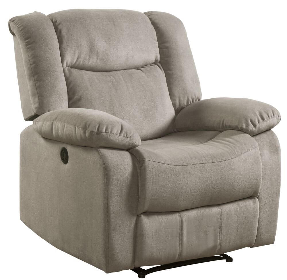 Lifestyle Power Recliner for big man