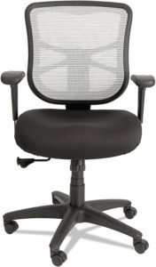 Alera ALE Elusion Series Mesh Swivel Tilt Chair