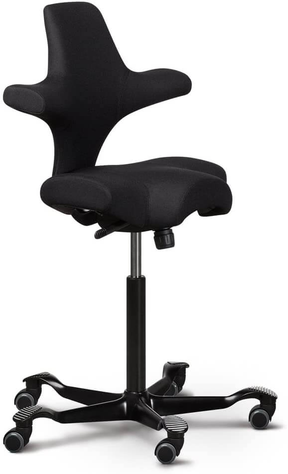 Capisco Ergonomic Office Chair, best video editing chair