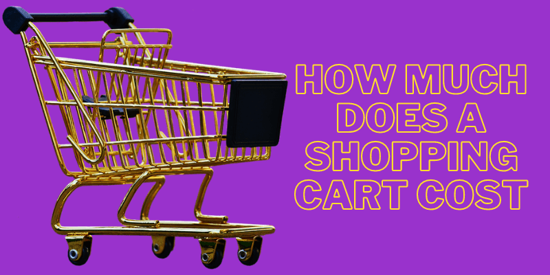 How Much Does A Shopping Cart Cost