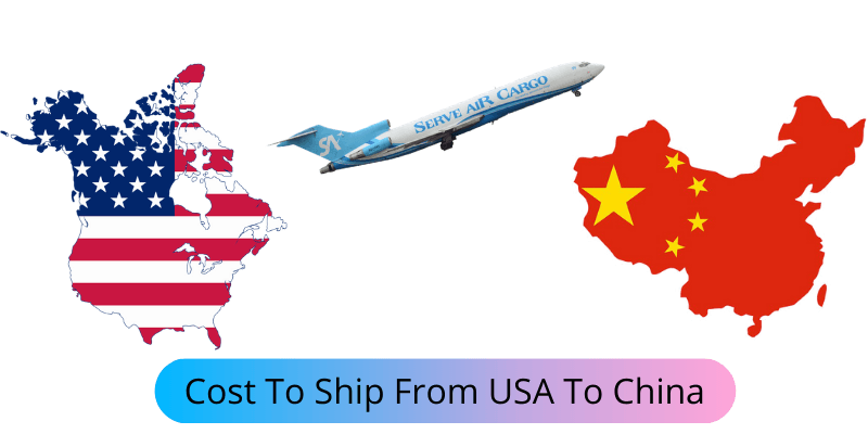 Cost To Ship From USA To China