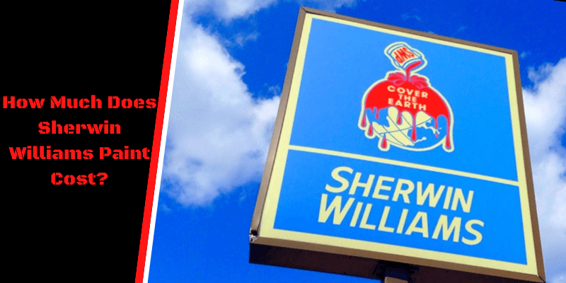 How Much Does Sherwin Williams Paint Cost