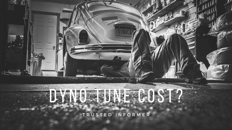 Dyno Tune Cost